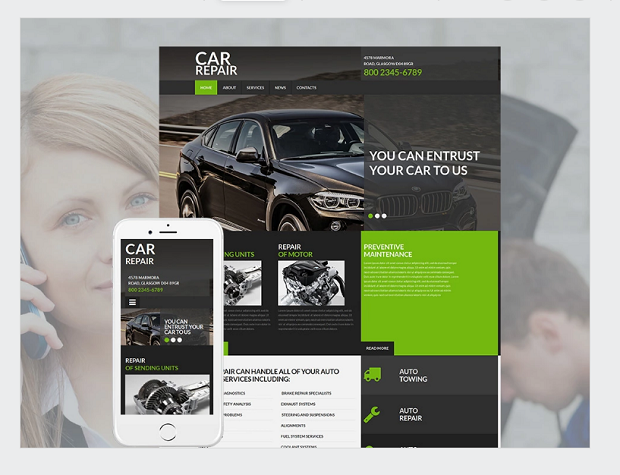 MotoCMS_Car_Repairs_Site_Design_Templates